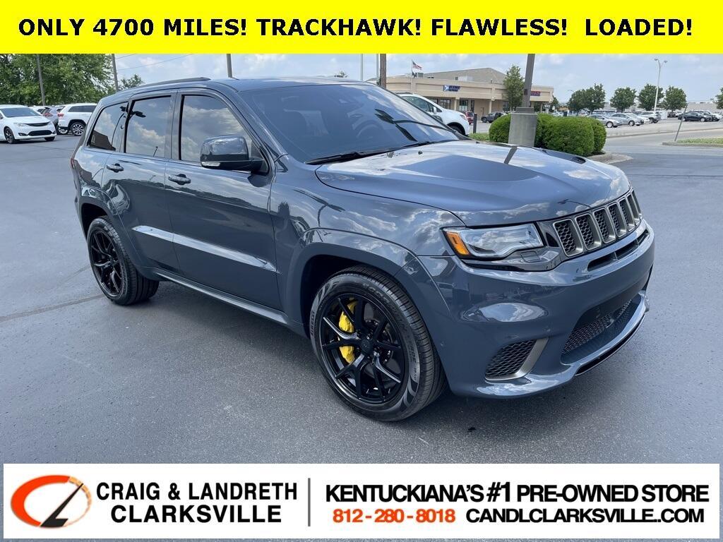 Jeep Grand Cherokee Trackhawk 4x4 2018