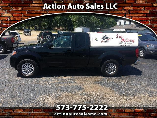 2015 Nissan Frontier 2WD King Cab V6 Auto SE