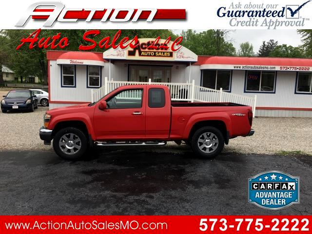 2012 GMC Canyon SLE2 Ext. Cab 4WD