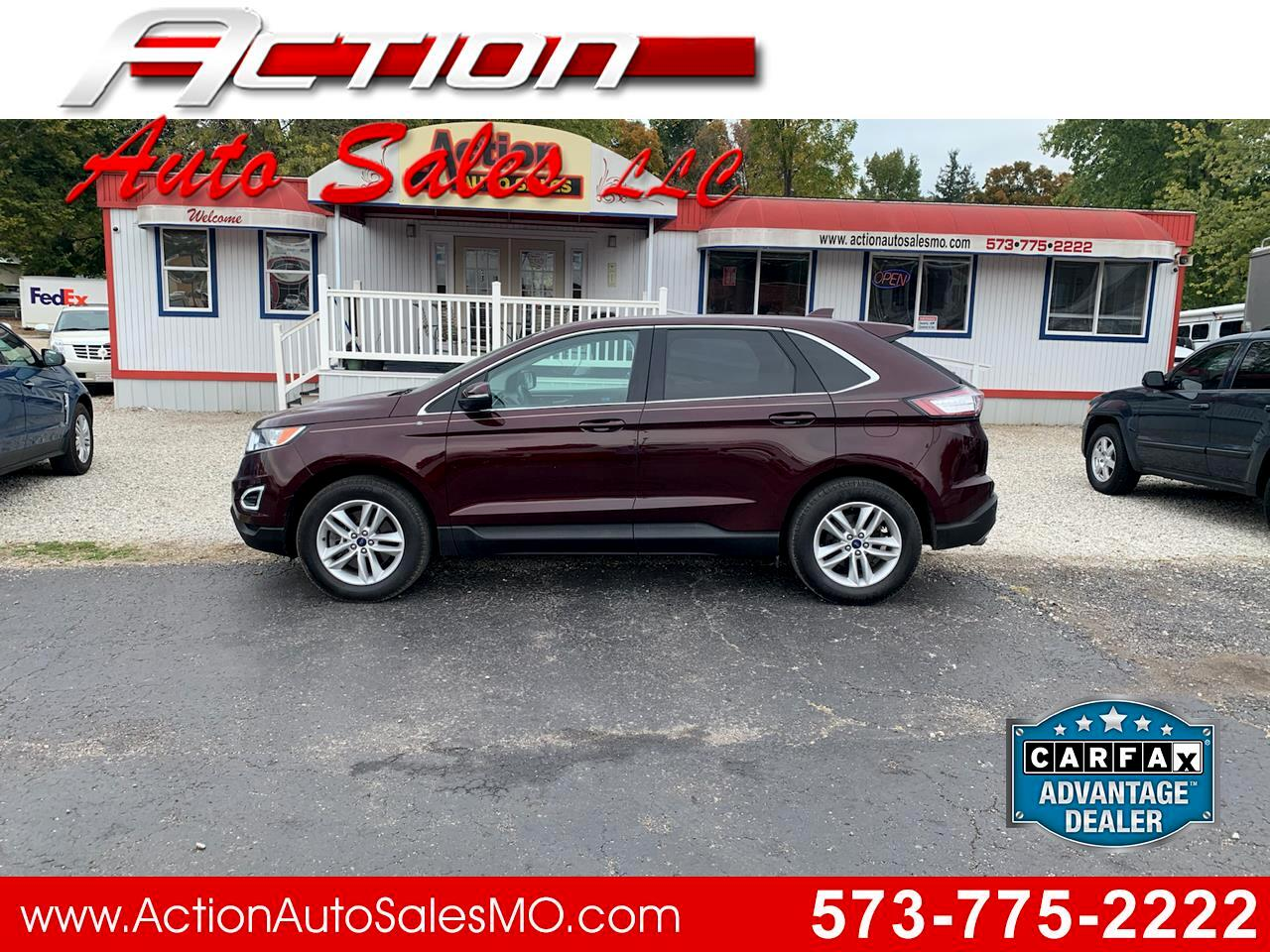 Ford Edge SEL AWD 2017