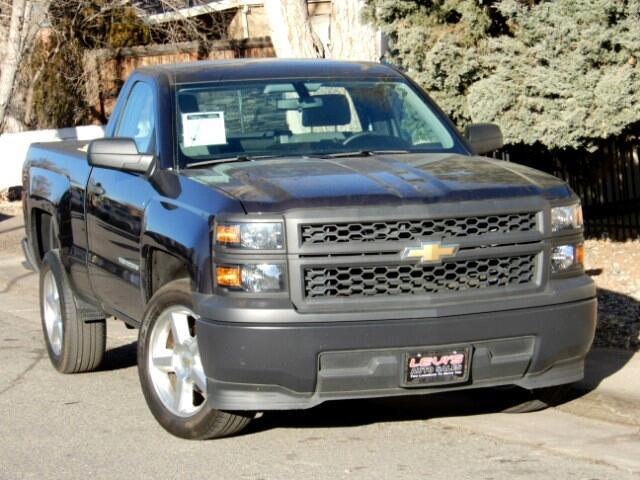 2014 Chevrolet Silverado 1500 2WD REG CAB