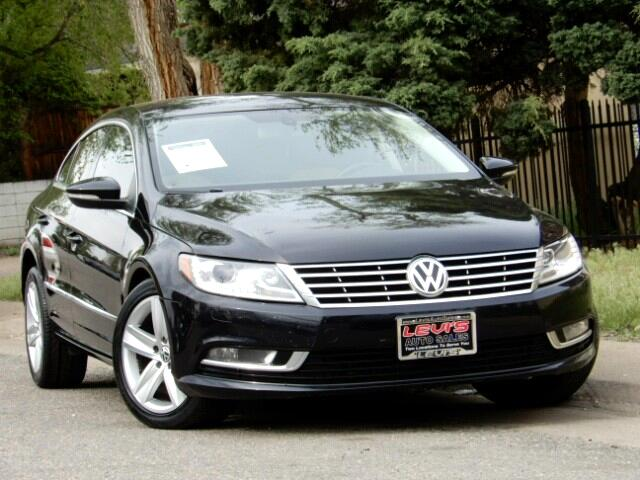 2014 Volkswagen CC Sport w/Lighting Package