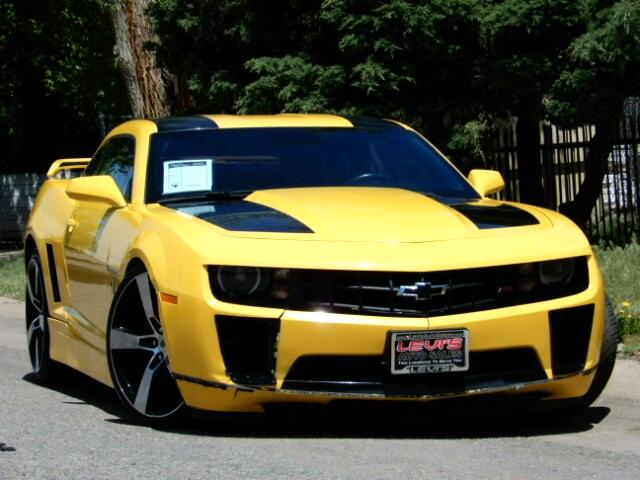 2010 Chevrolet Camaro LT2 Coupe Transformer Edition