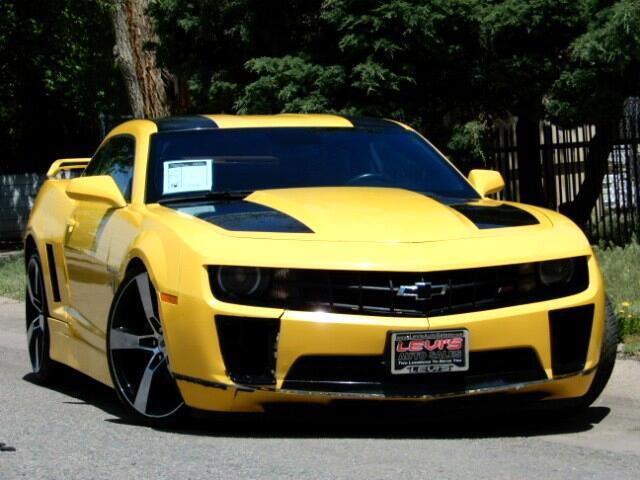 2010 Chevrolet Camaro LT2 Coupe Transformer Edition
