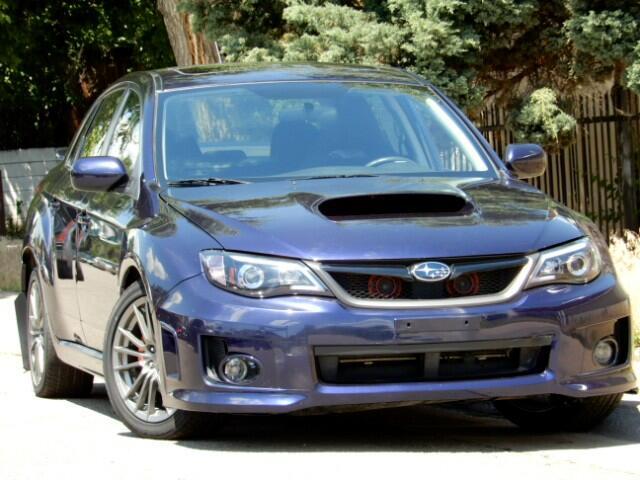 2014 Subaru Impreza Sedan WRX Premium