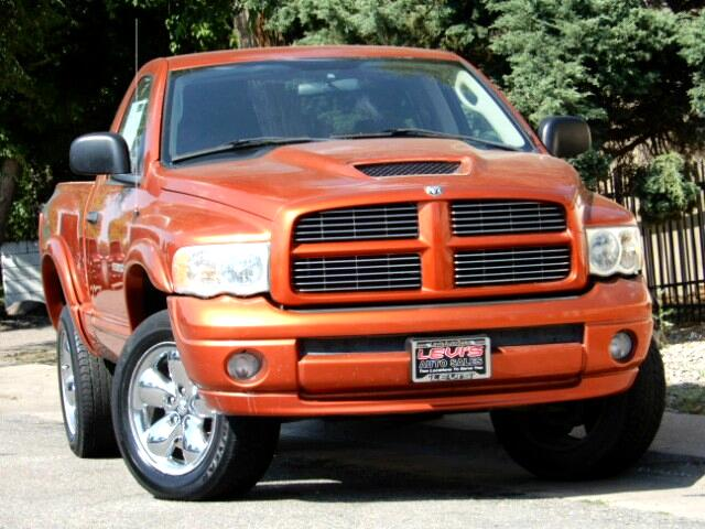 2005 Dodge Ram 1500 Reg Cab Daytona 4WD