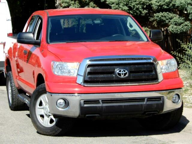 2013 Toyota Tundra Tundra-Grade Double Cab 4.6L 4WD