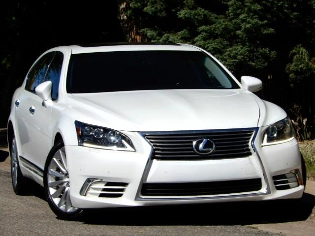 2013 Lexus LS 460 L Luxury Sedan AWD