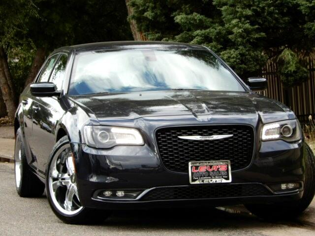 2016 Chrysler 300 S V6 RWD