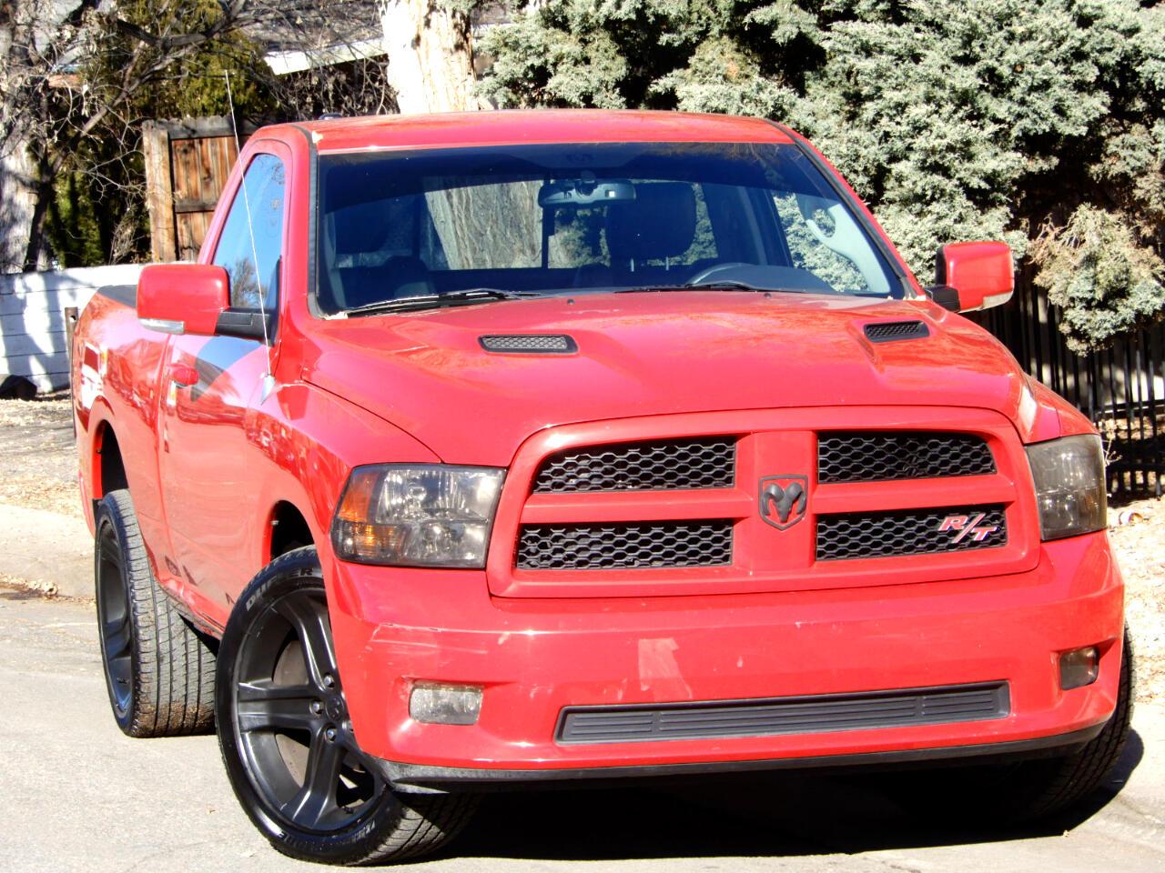 2011 RAM 1500 R/T