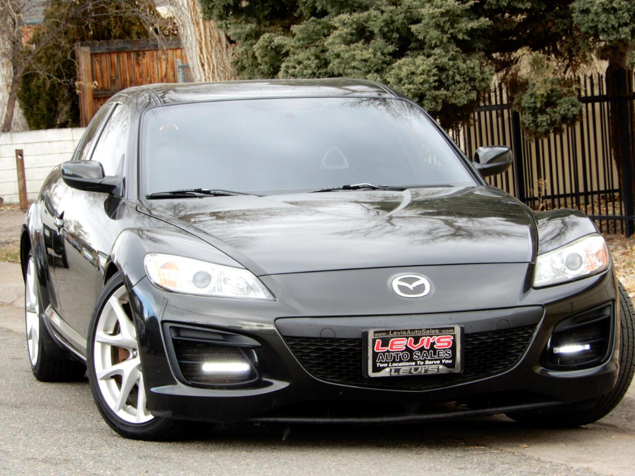 2011 Mazda RX-8 Sport