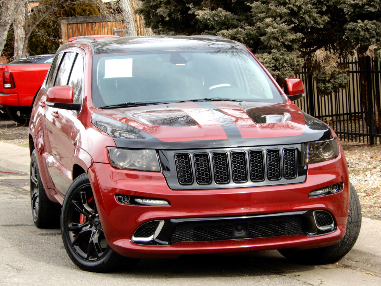 Used Jeep Grand Cherokee SRT8 For Sale Colorado Springs ...