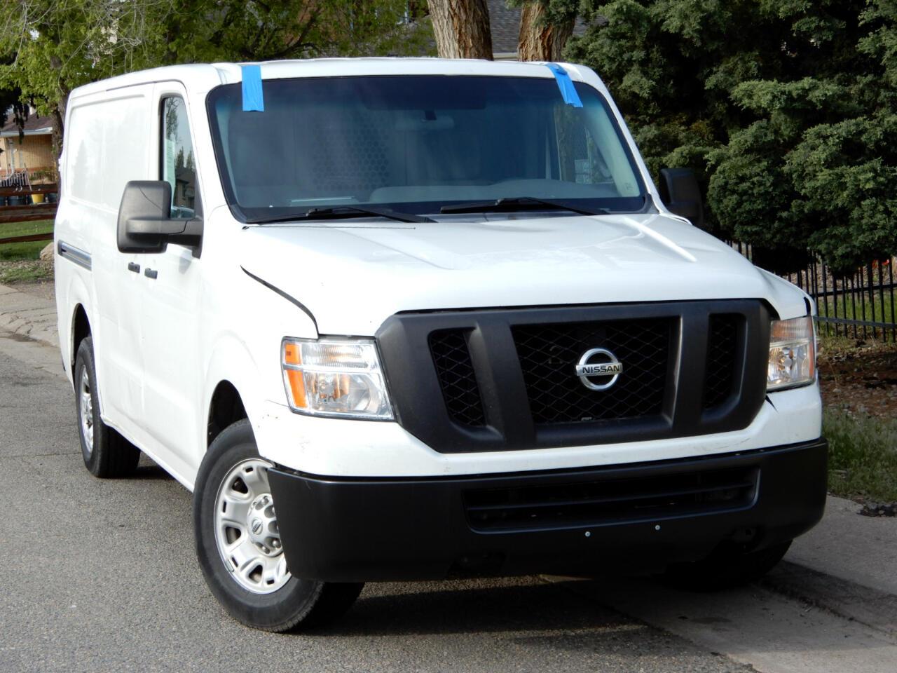 2015 Nissan NV Cargo 2500 HD S V6