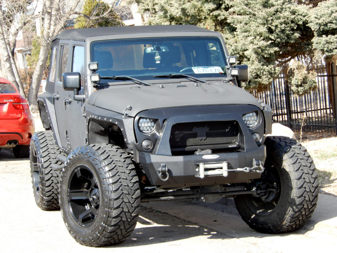 2016 Jeep Wrangler Unlimited Sport 4WD XRC