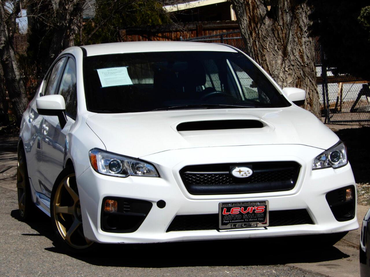 2017 Subaru WRX 4-Door