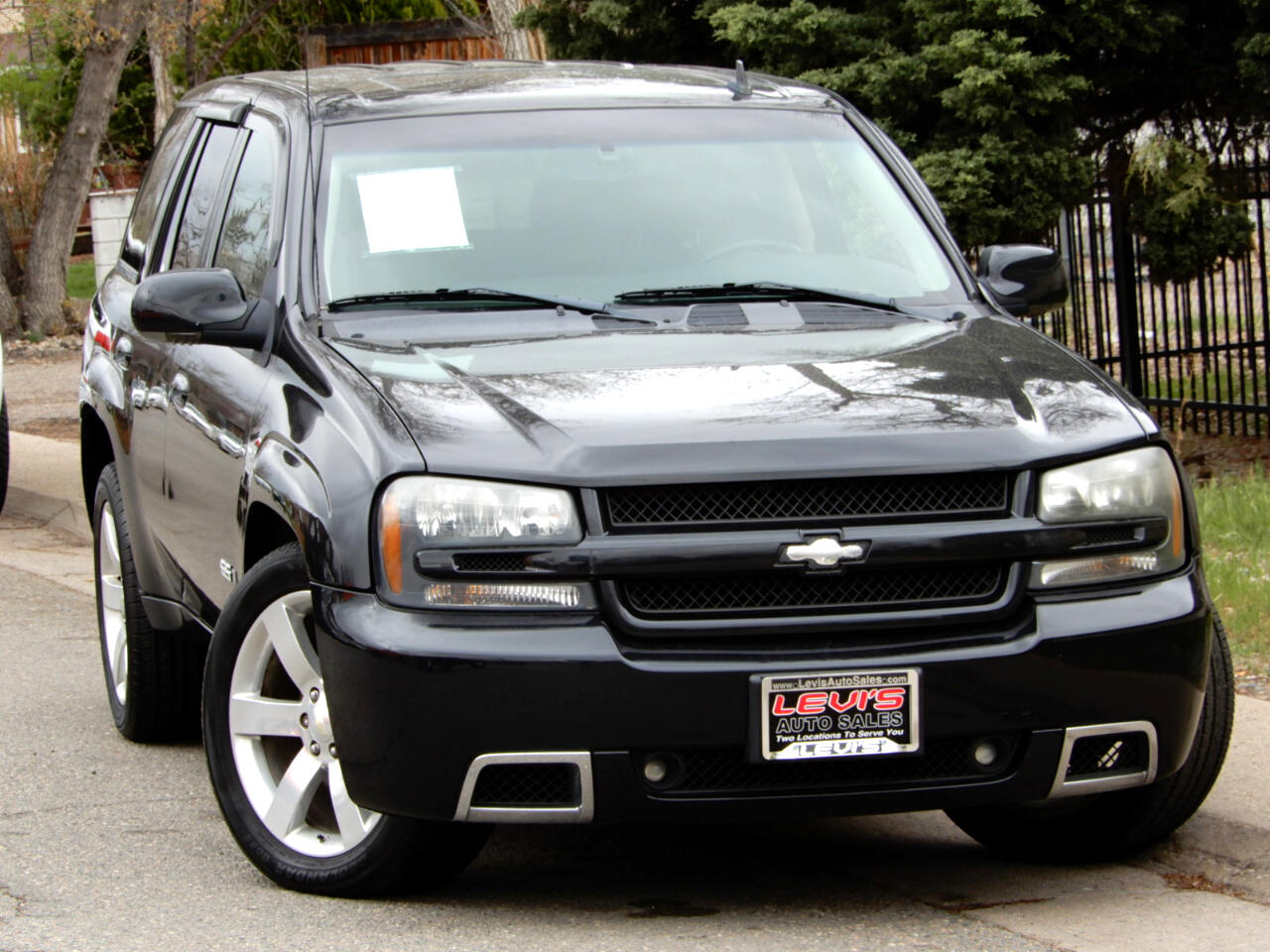 2009 Chevrolet TrailBlazer SS3 AWD