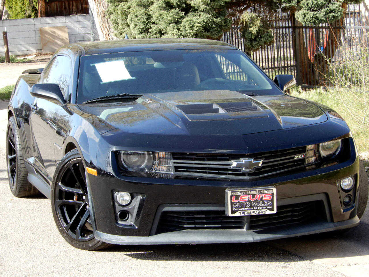 2013 Chevrolet Camaro Coupe ZL1