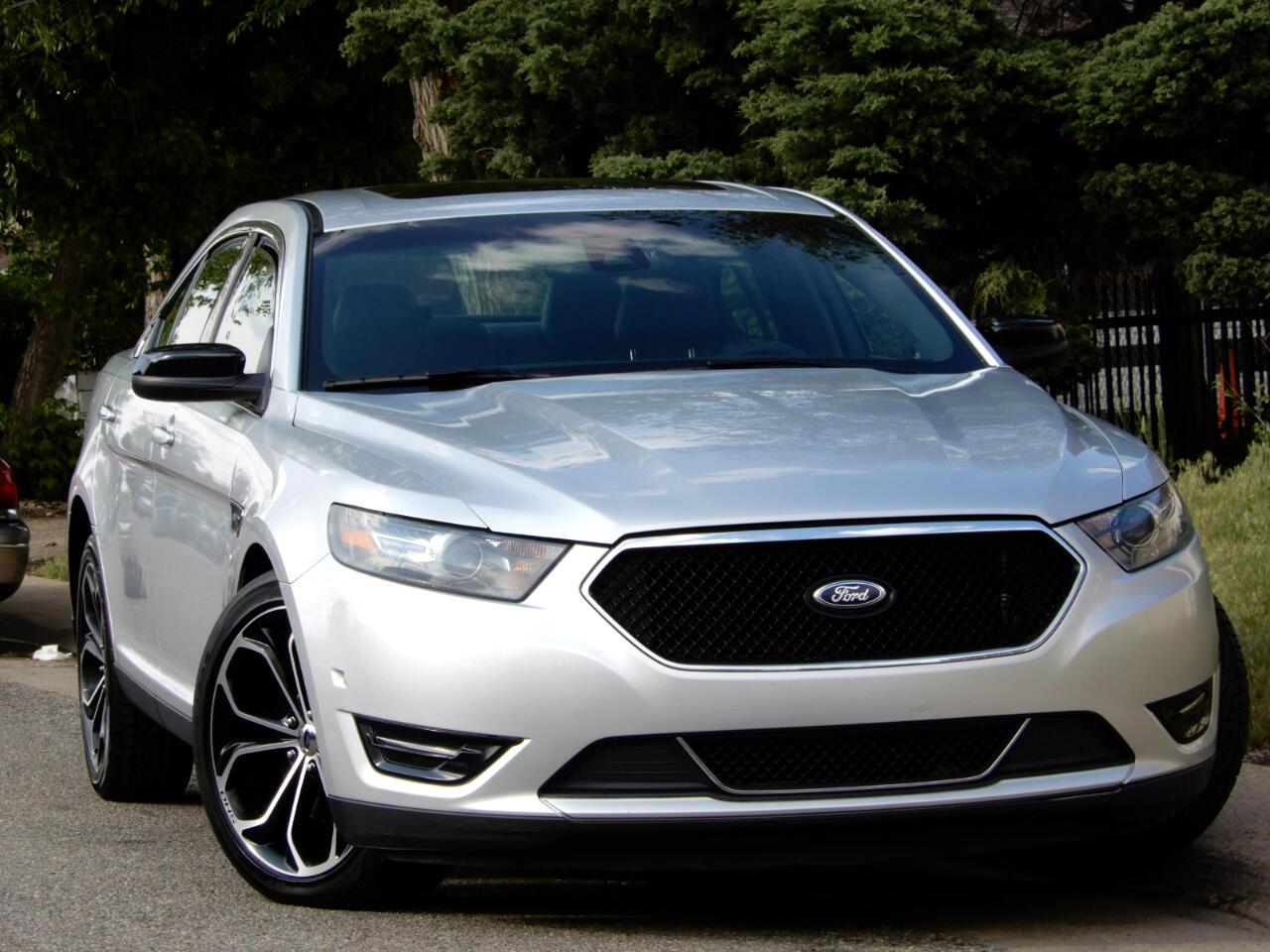Ford Taurus SHO AWD 2013