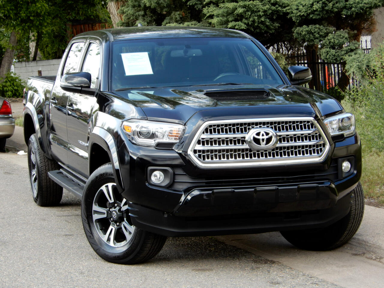 2016 Toyota Tacoma TRD Sport Double Cab 4WD