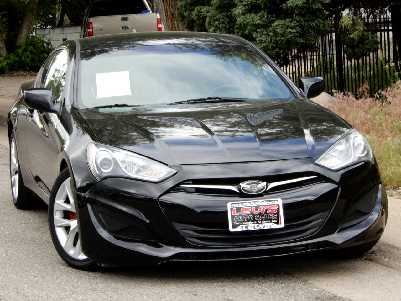 2013 Hyundai Genesis Coupe 2.0 Turbo