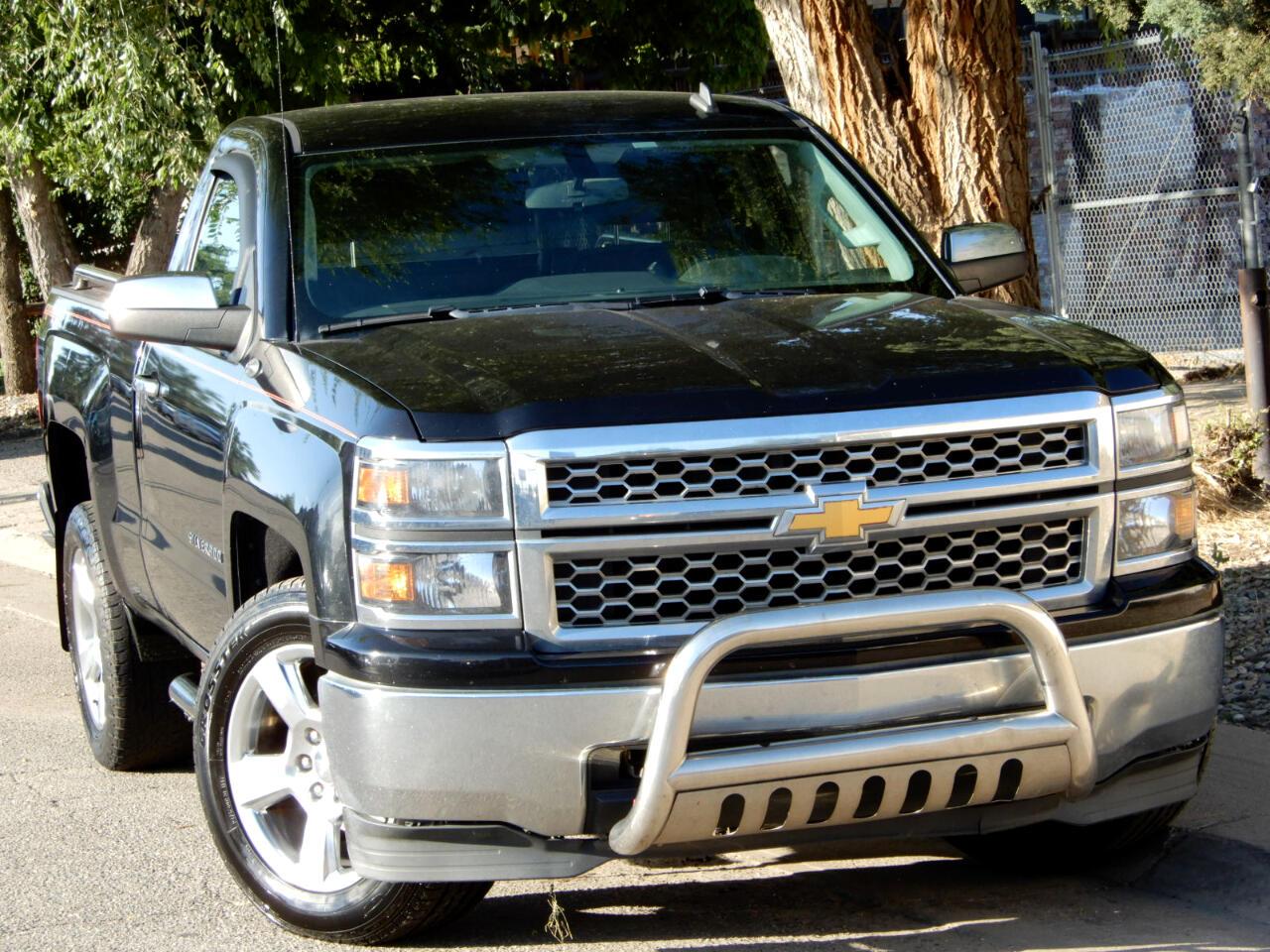 2014 Chevrolet Silverado 1500 1LT Regular Cab 4WD