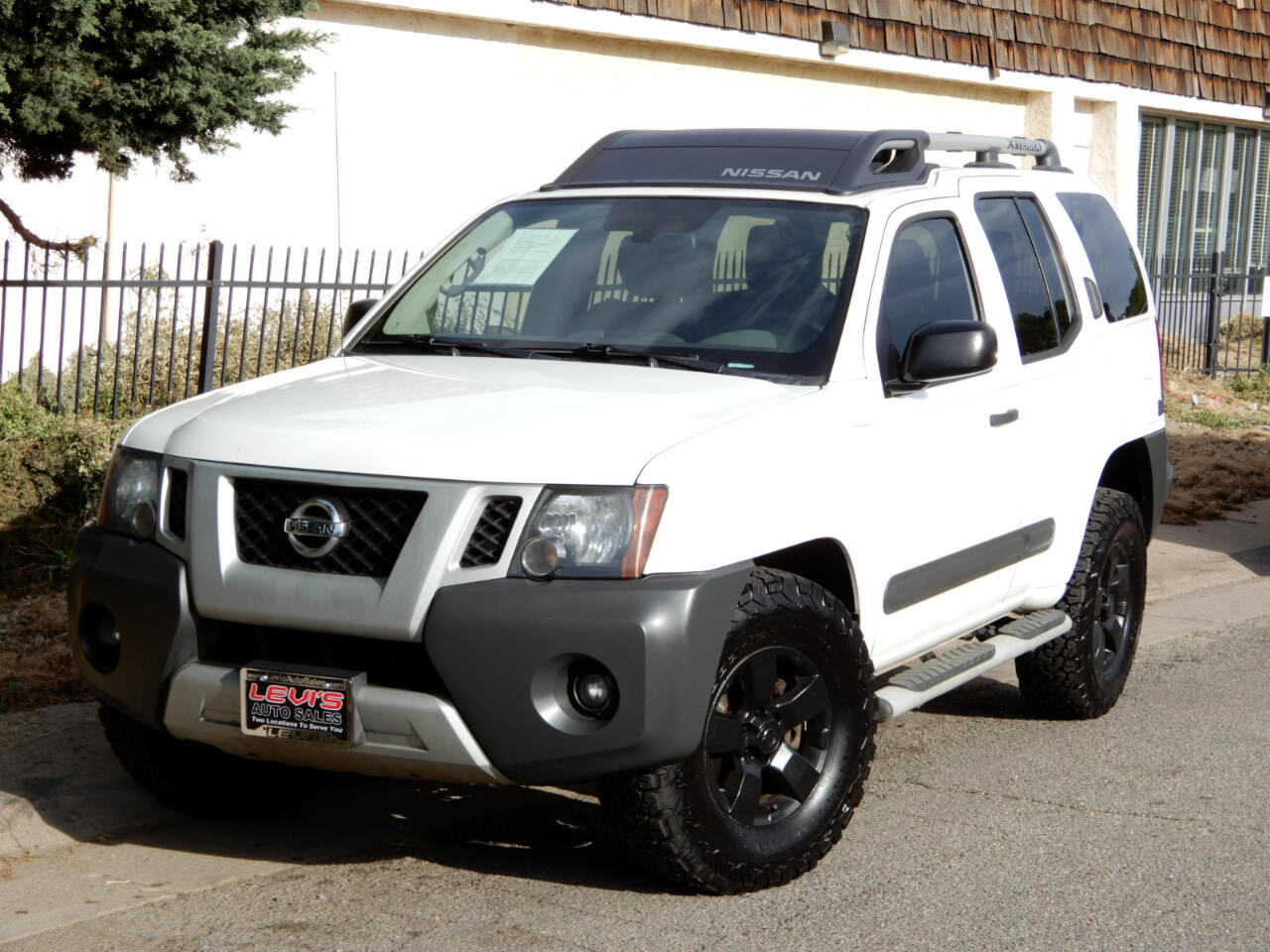 2013 Nissan Xterra S 4WD