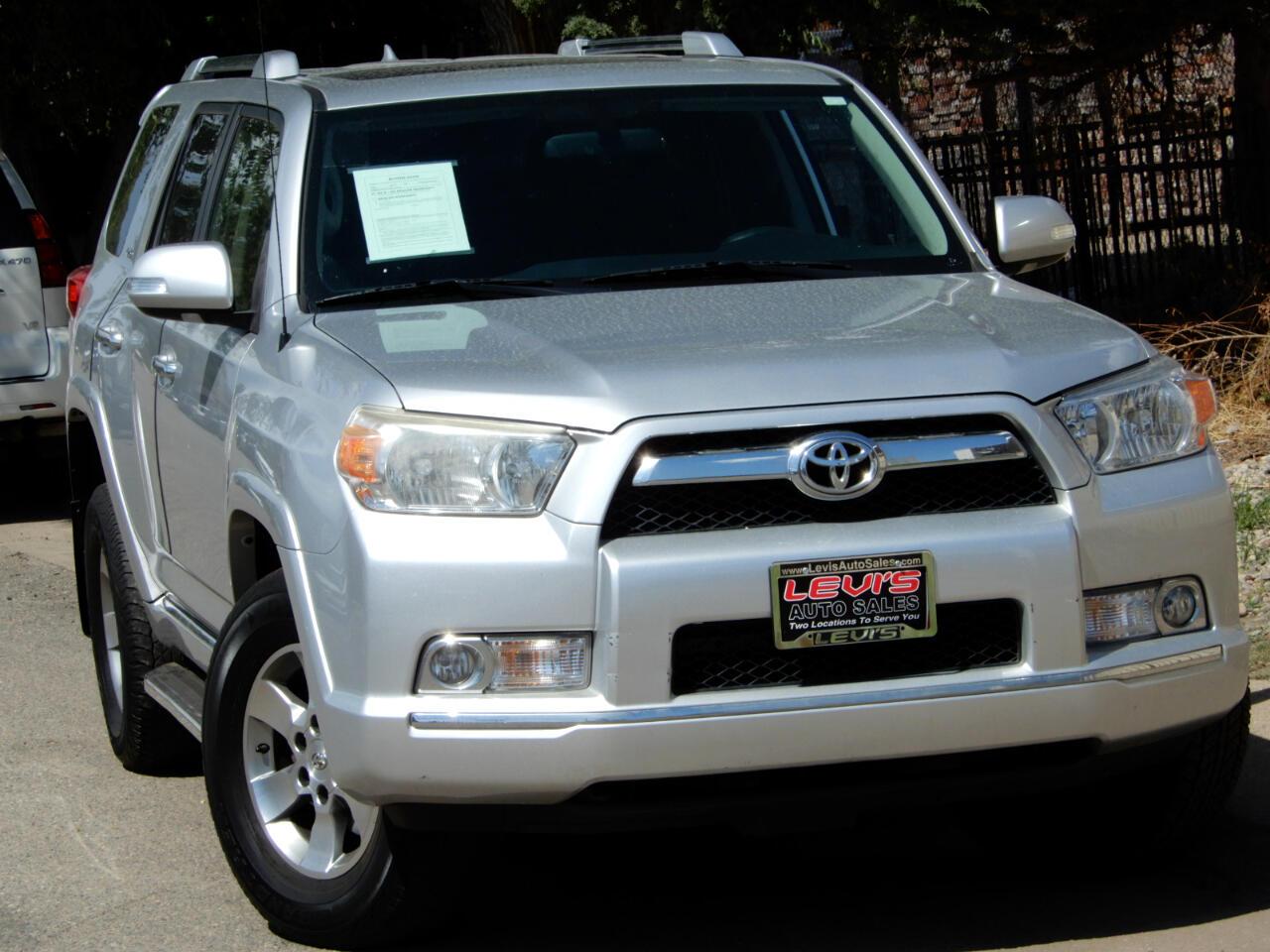 2012 Toyota 4Runner SR5 4WD