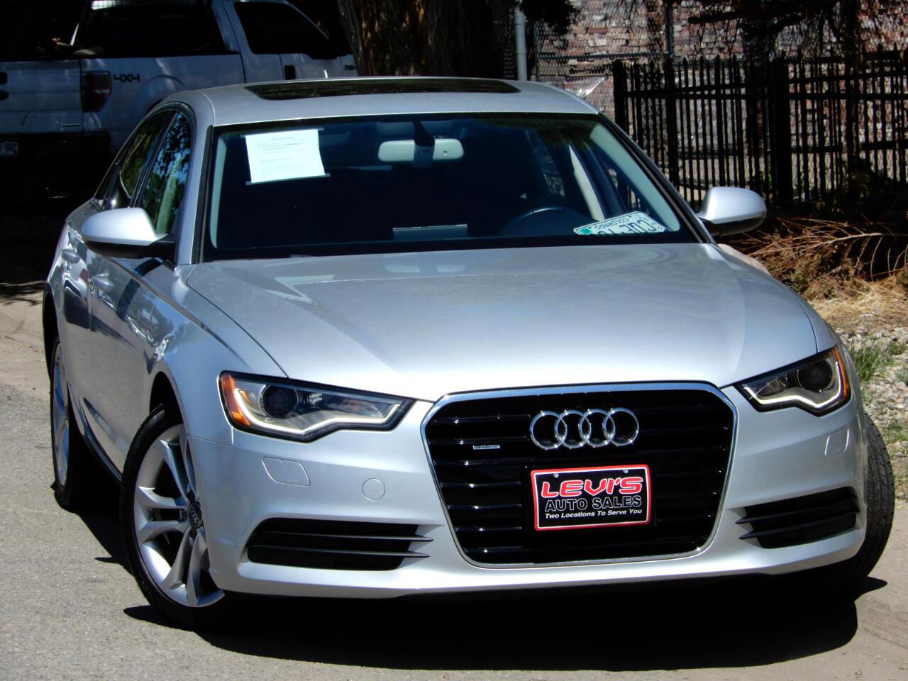 Audi A6 2.0T Premium quattro 2015