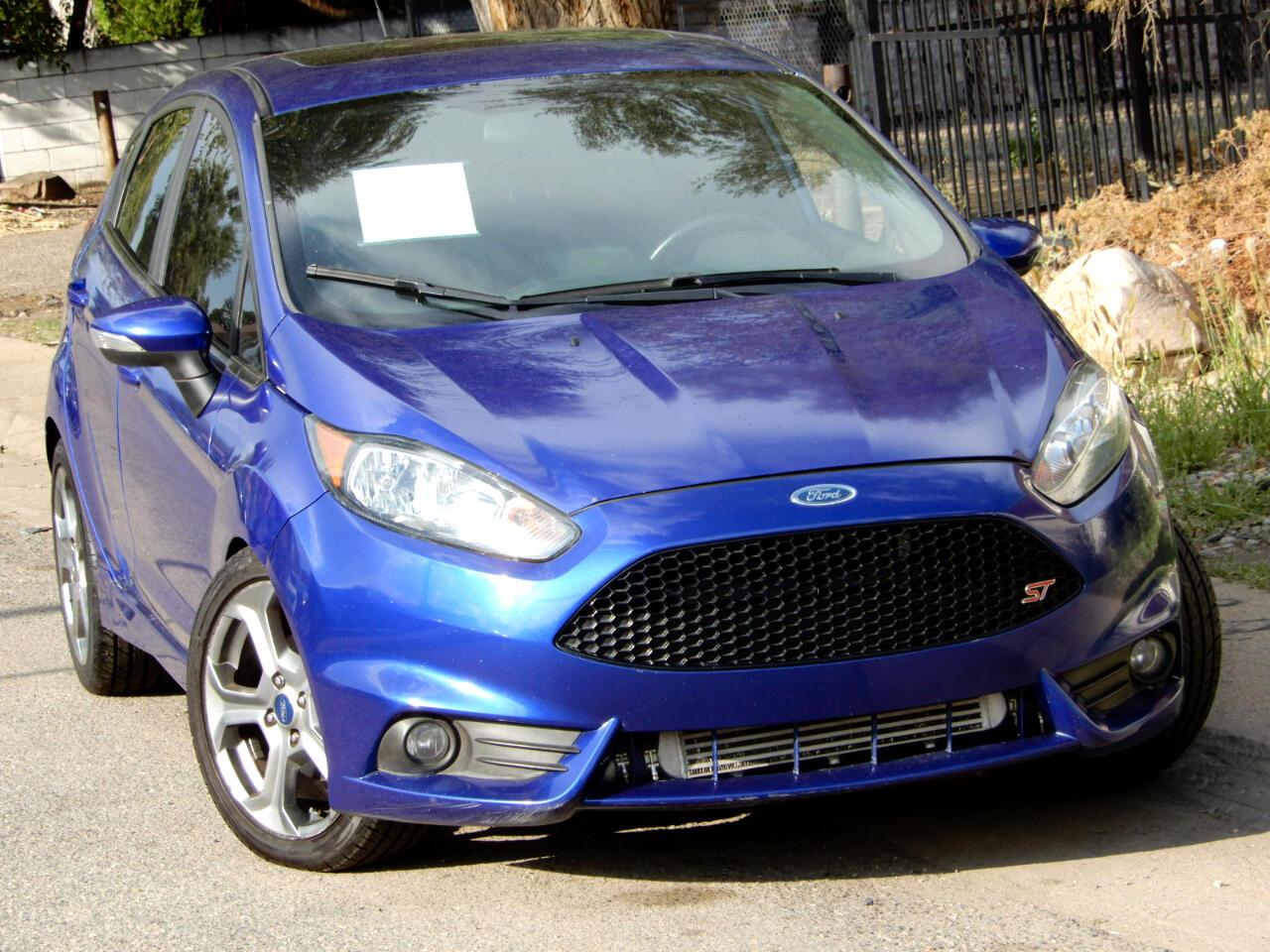 Ford Fiesta ST Hatchback 2014