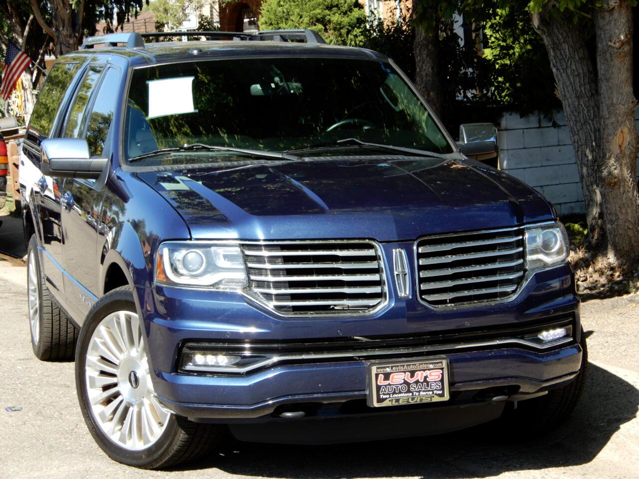Lincoln Navigator L 4WD 2015