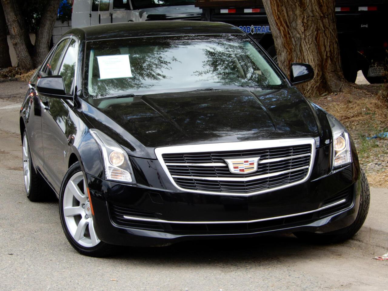 2016 Cadillac ATS 2.5L Standard RWD