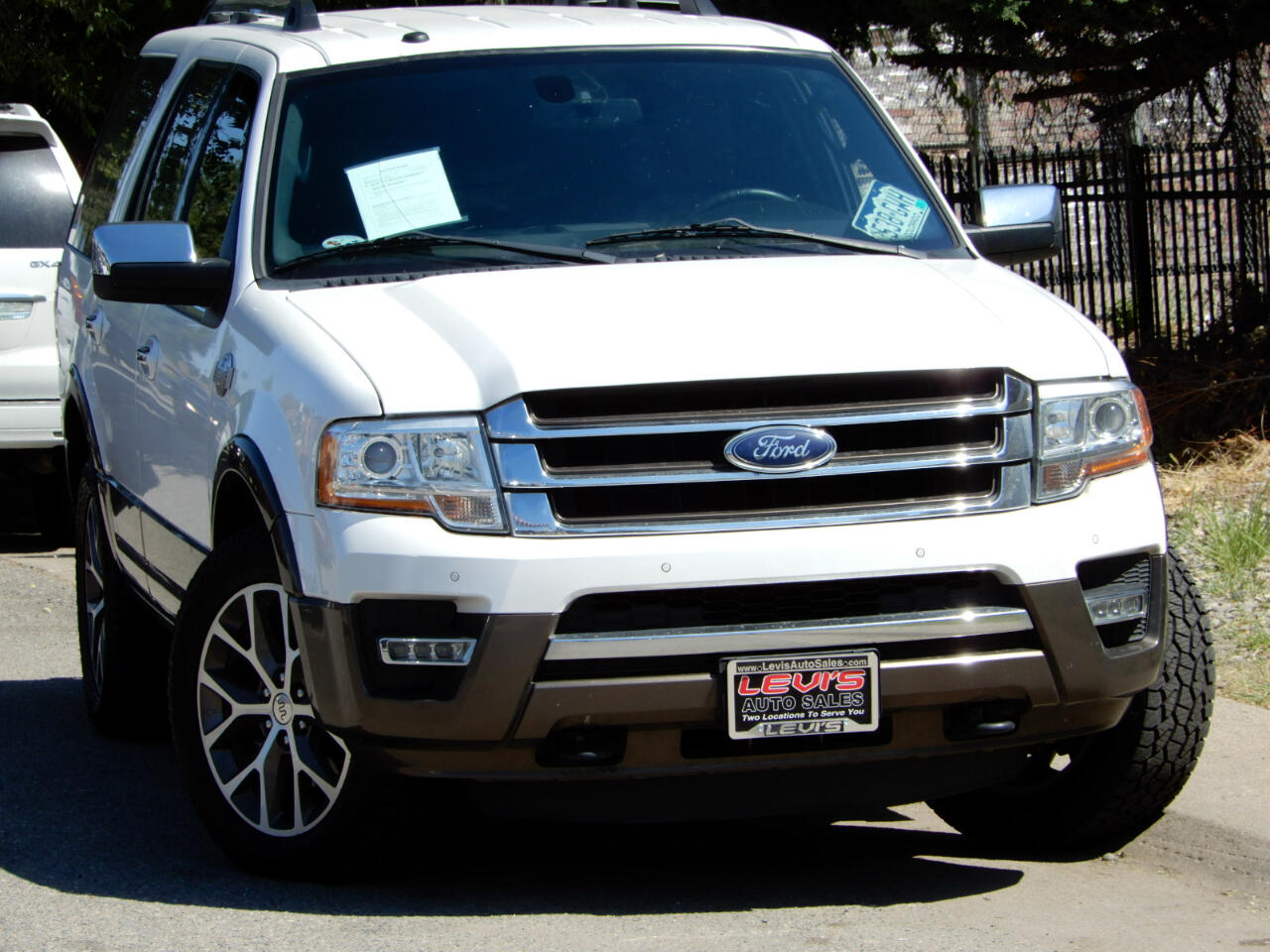 Ford Expedition King Ranch 4WD 2016