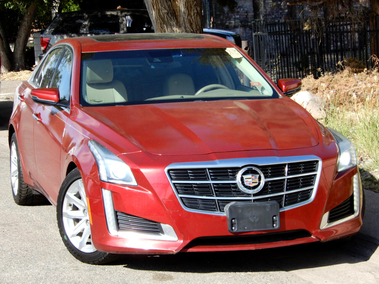 Cadillac CTS 2.0L Turbo Luxury RWD 2014