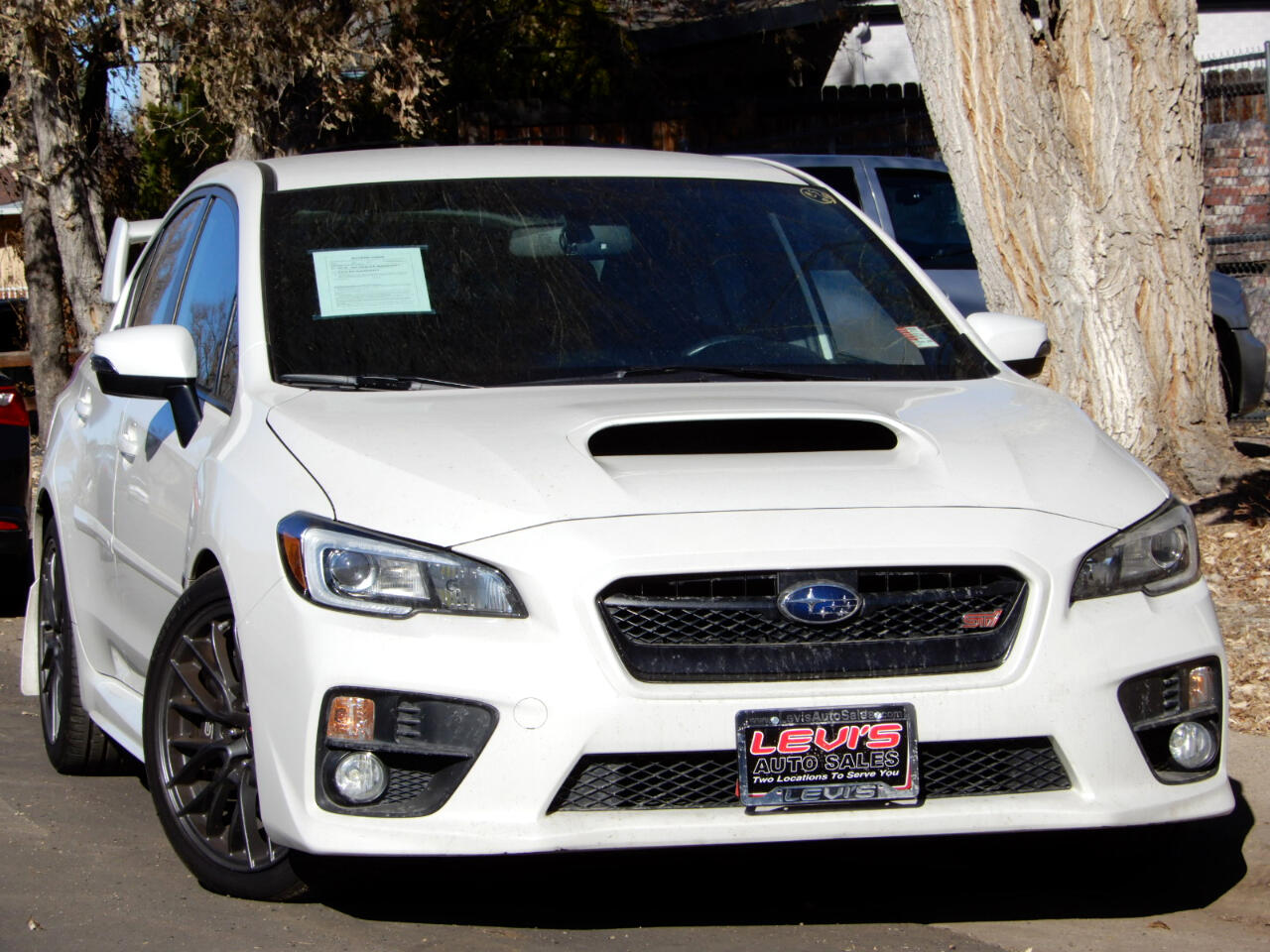 Levis Auto Sales >> Used 2016 Subaru Wrx Sti 4 Door For Sale In Denver Co 80204