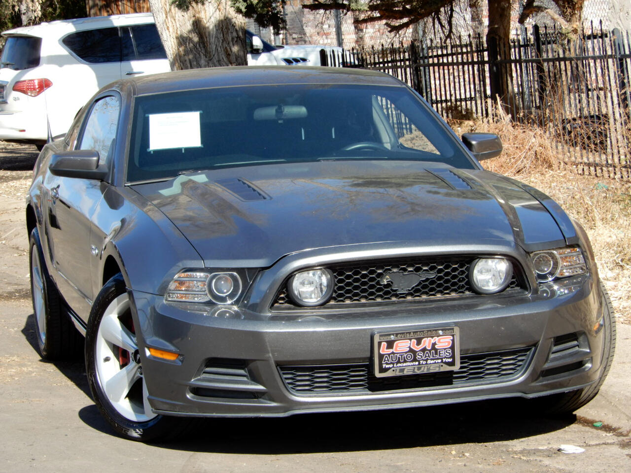 Ford Mustang GT Coupe 2014