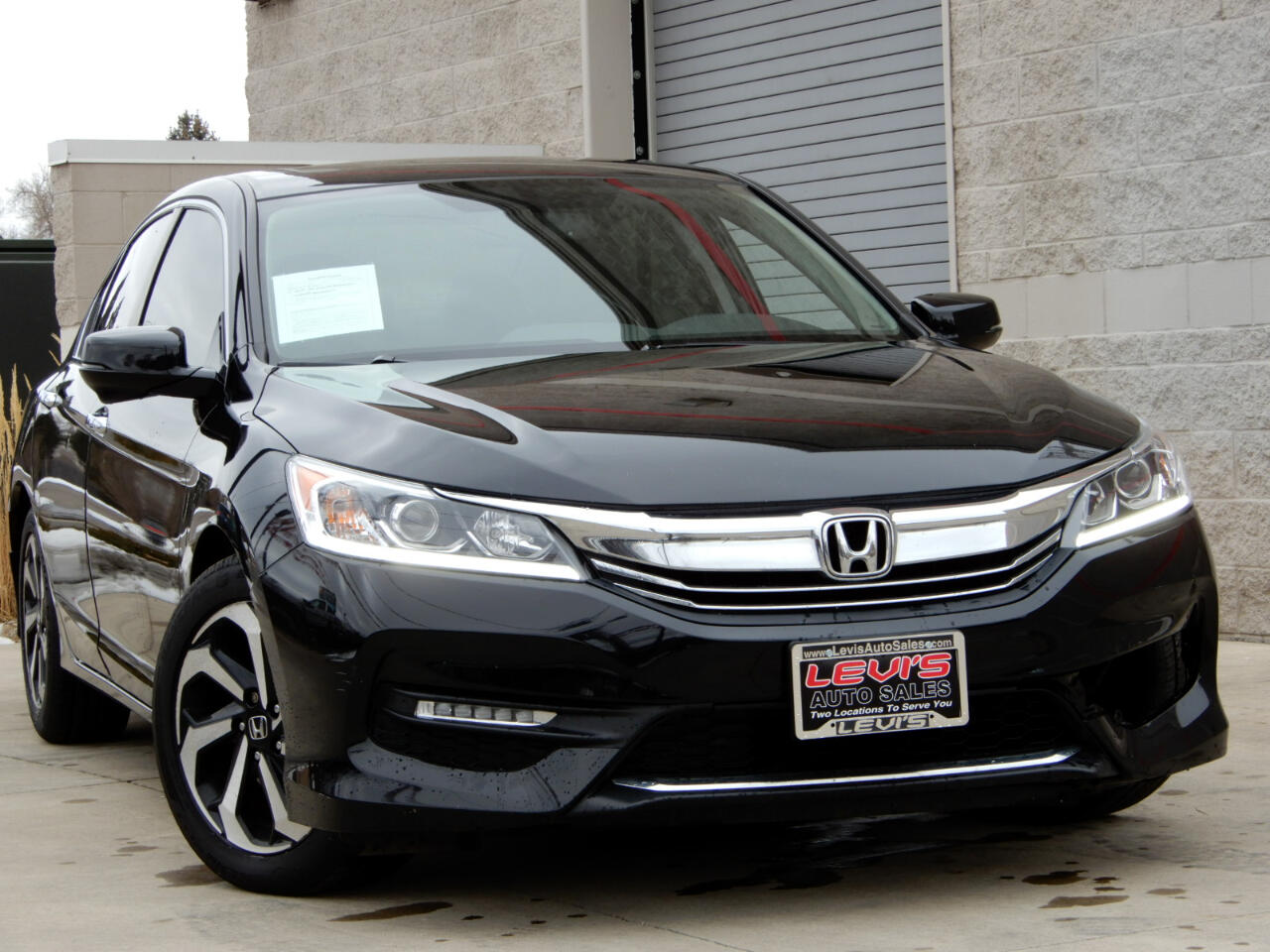 Honda Accord EX-L Sedan CVT 2017