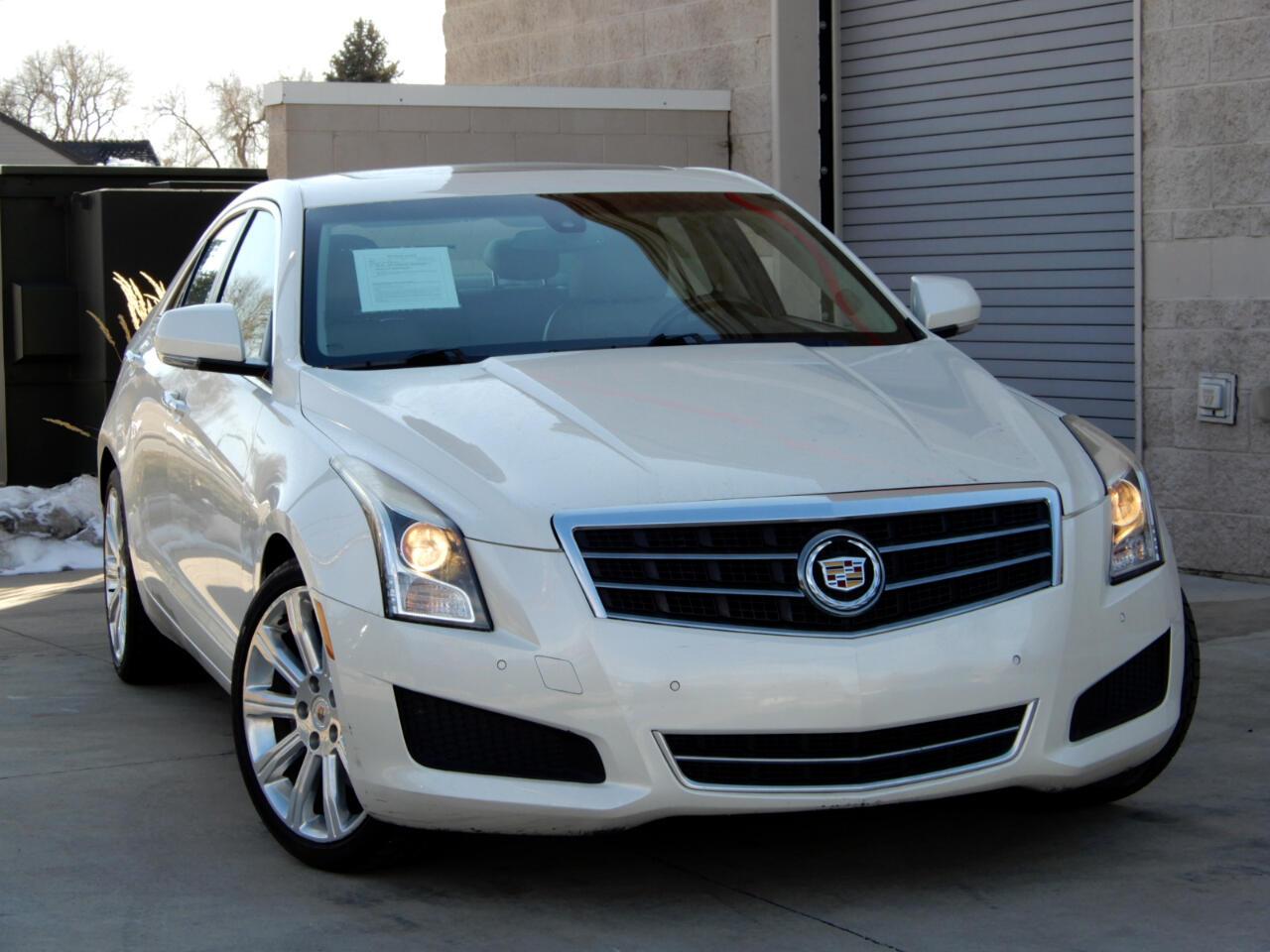 Cadillac ATS 3.6L Luxury RWD 2014