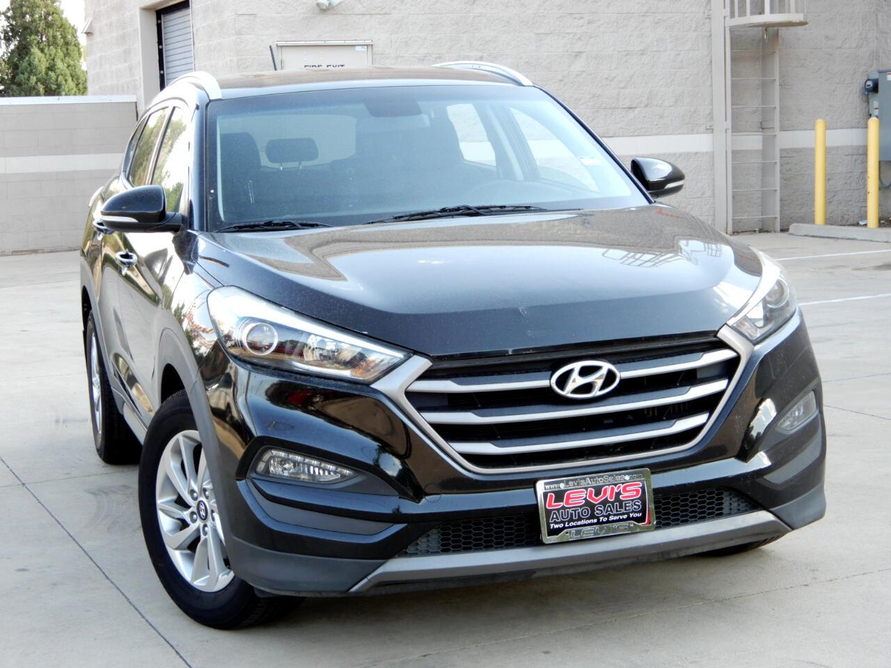 Hyundai Tucson FWD 4dr Eco 2016