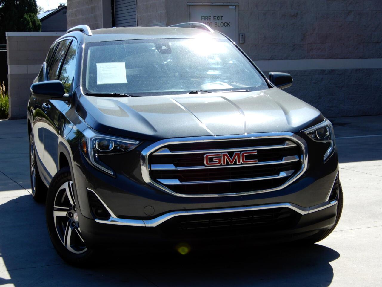 GMC Terrain FWD 4dr SLT 2018