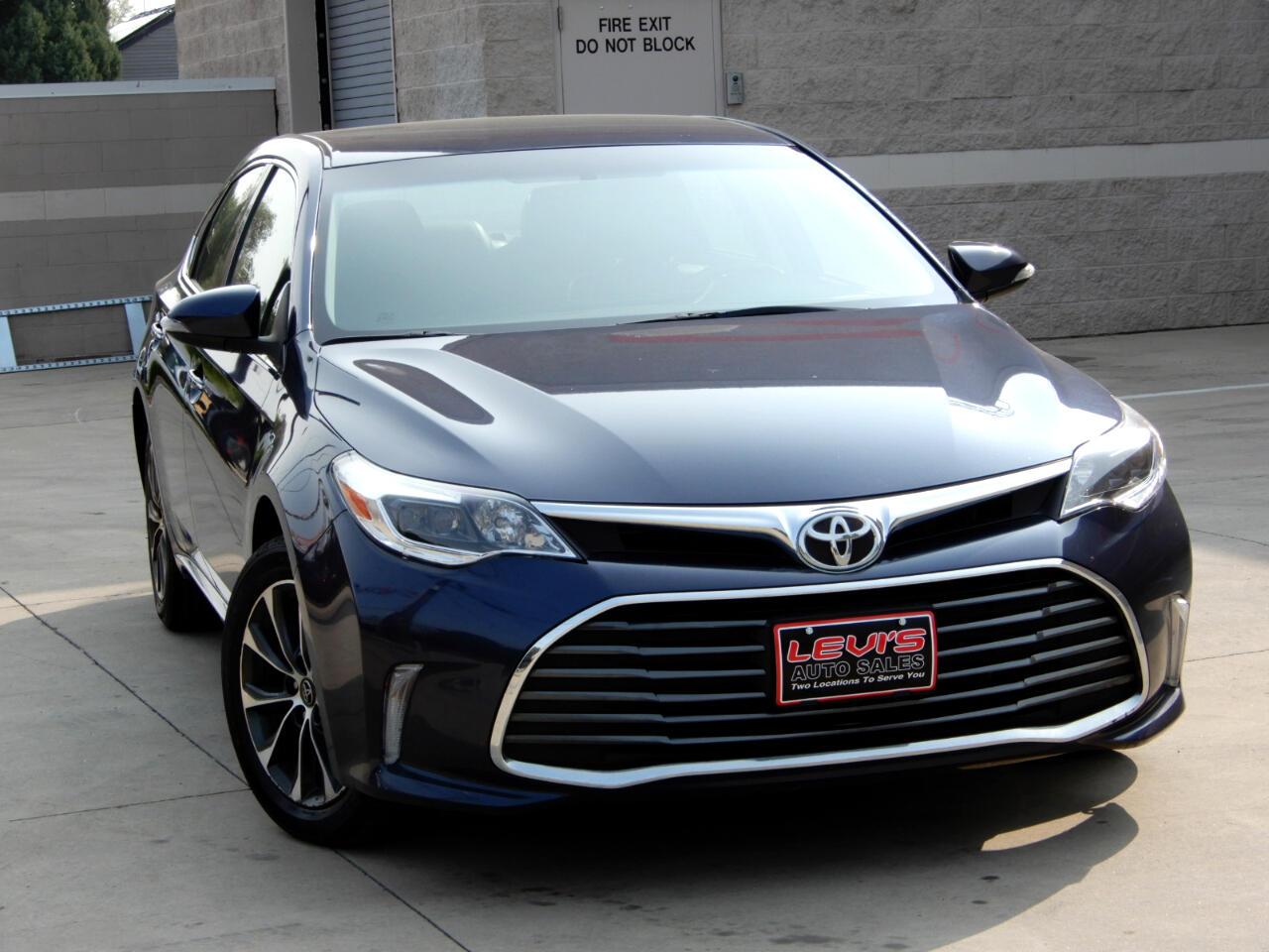 Toyota Avalon 4dr Sdn XLE Premium (Natl) 2016