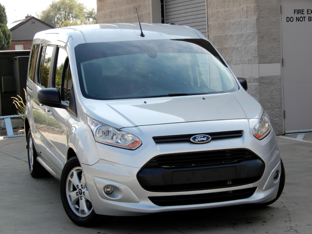 Ford Transit Connect Wagon 4dr Wgn LWB XLT w/Rear Liftgate 2016