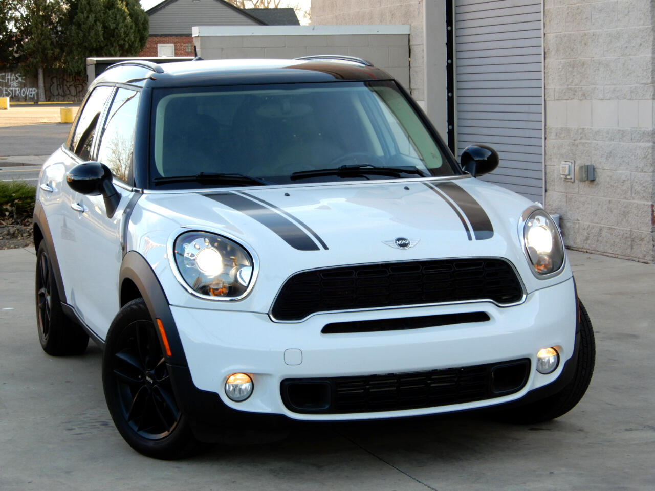 MINI Cooper Countryman ALL4 4dr S 2014