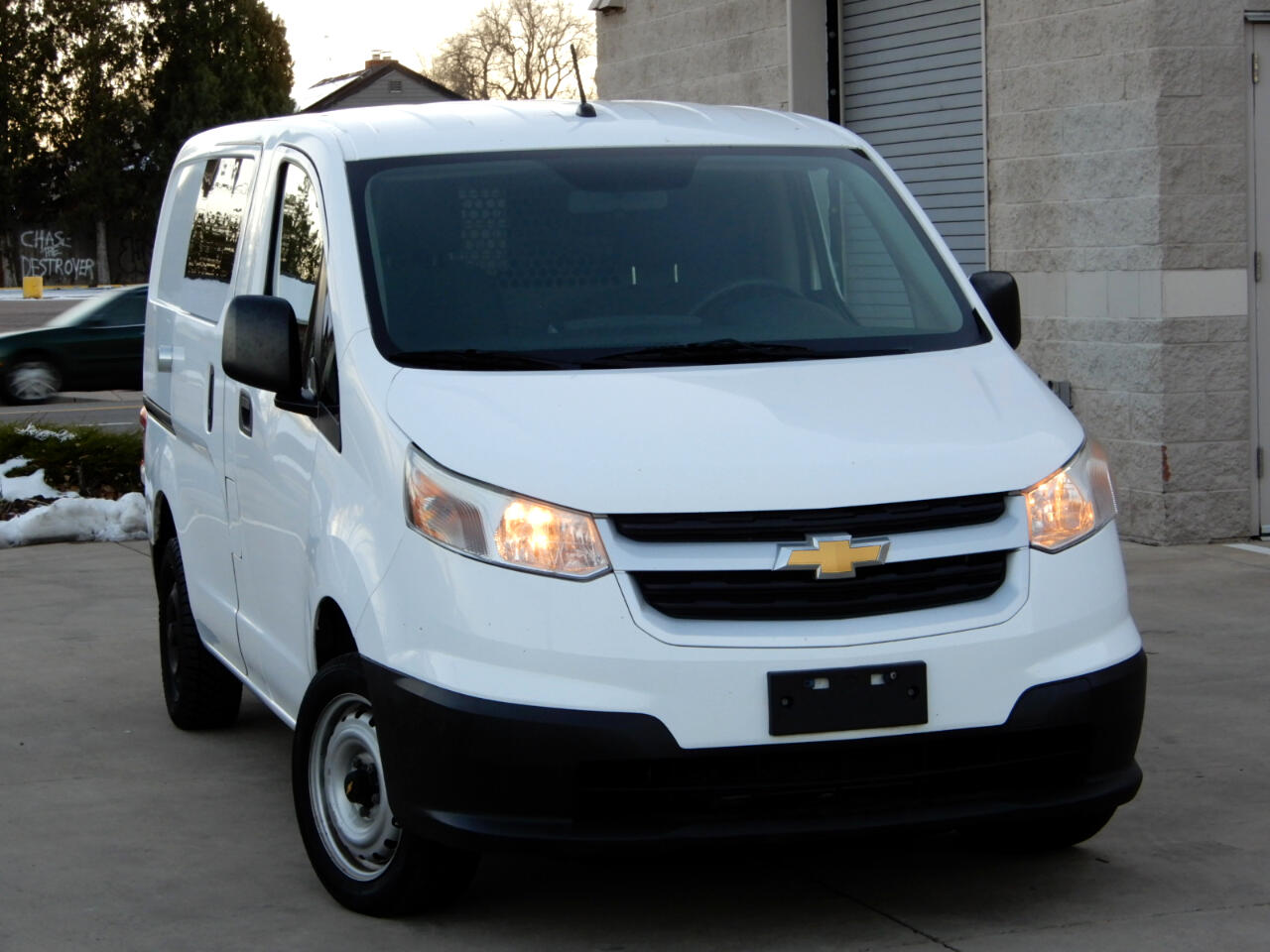 "Chevrolet City Express Cargo Van FWD 115"" LT 2017"