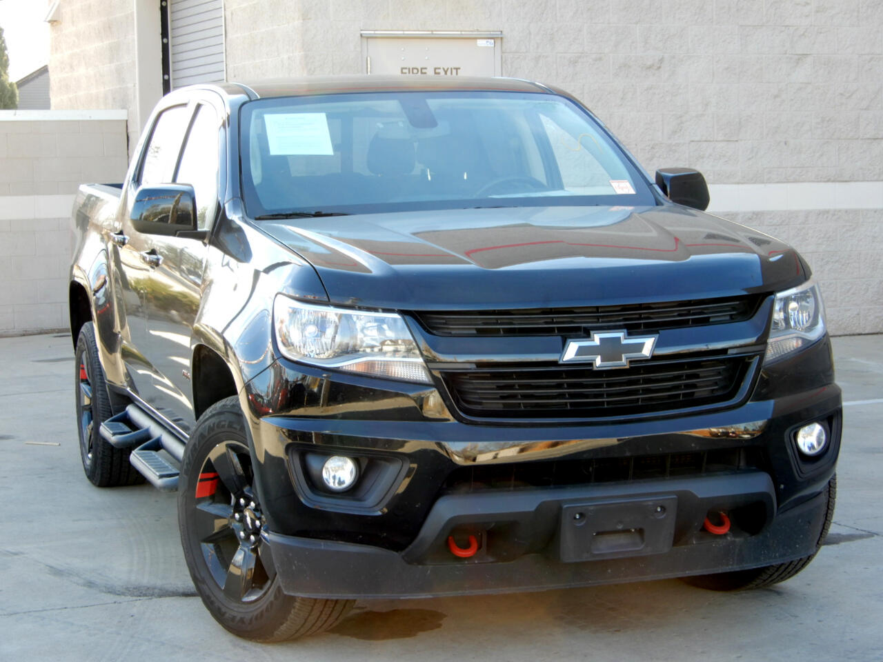 "Chevrolet Colorado 4WD Crew Cab 128.3"" LT 2018"