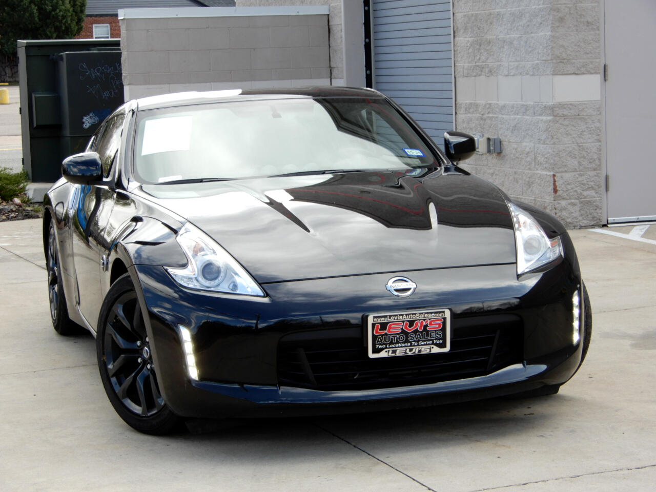 Nissan 370Z Coupe Manual 2017