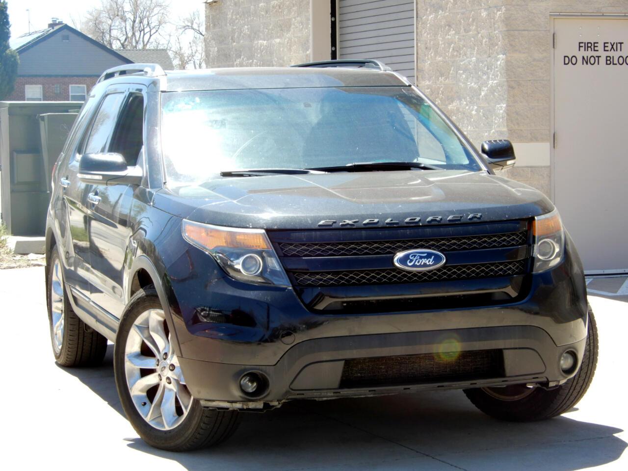 Ford Explorer 4WD 4dr Sport 2014