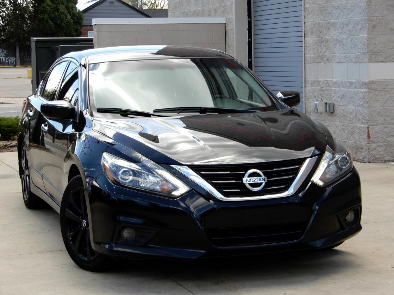 Nissan Altima 2.5 SR Sedan 2017