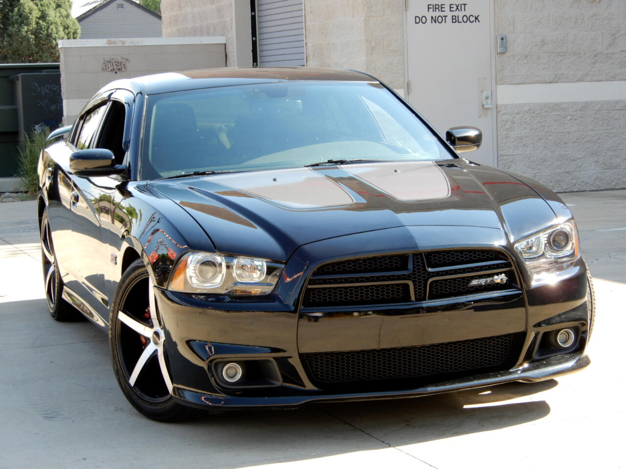 Dodge Charger 4dr Sdn SRT8 Super Bee RWD 2013