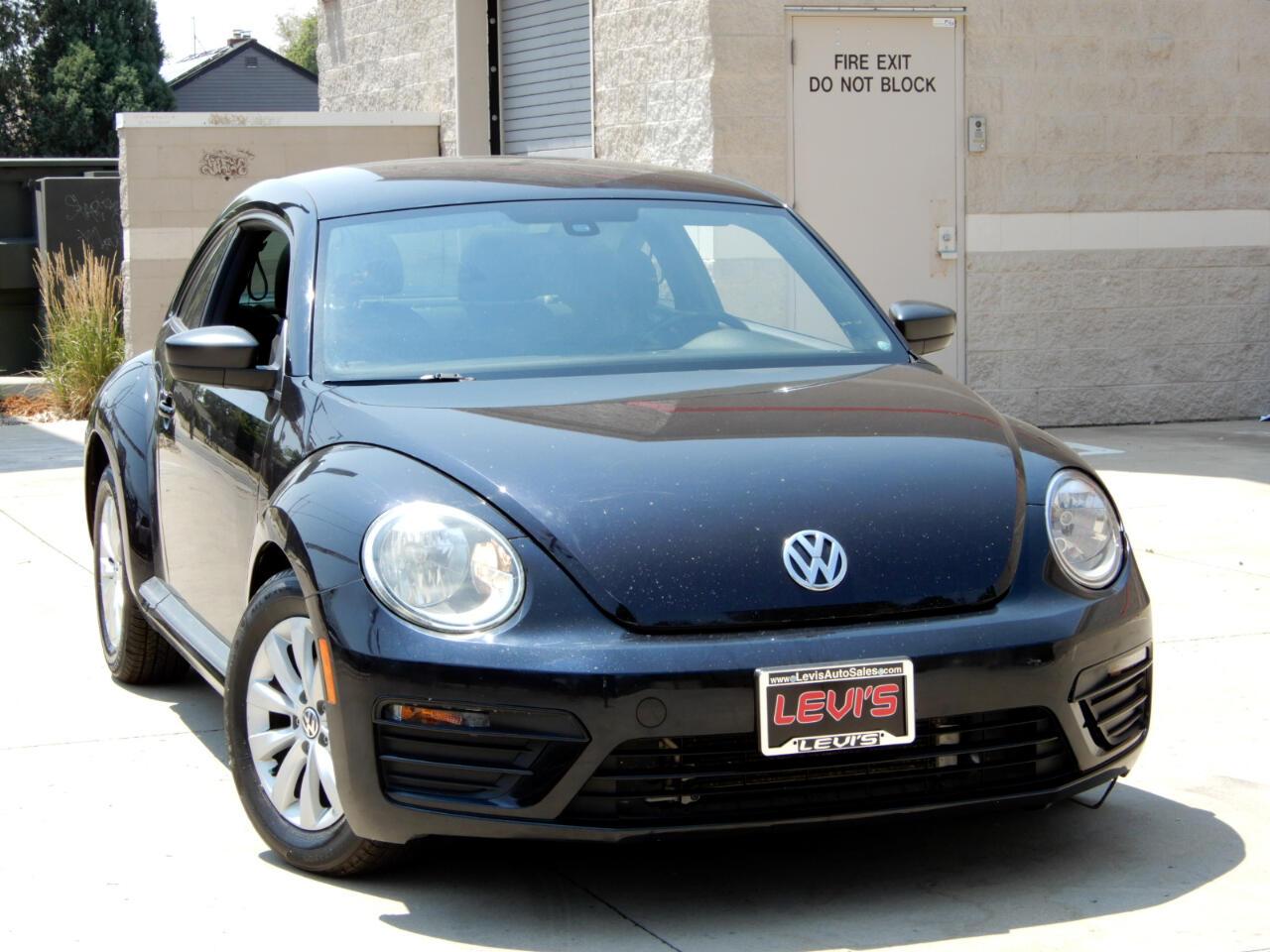 Volkswagen Beetle 1.8T Fleet Auto 2017