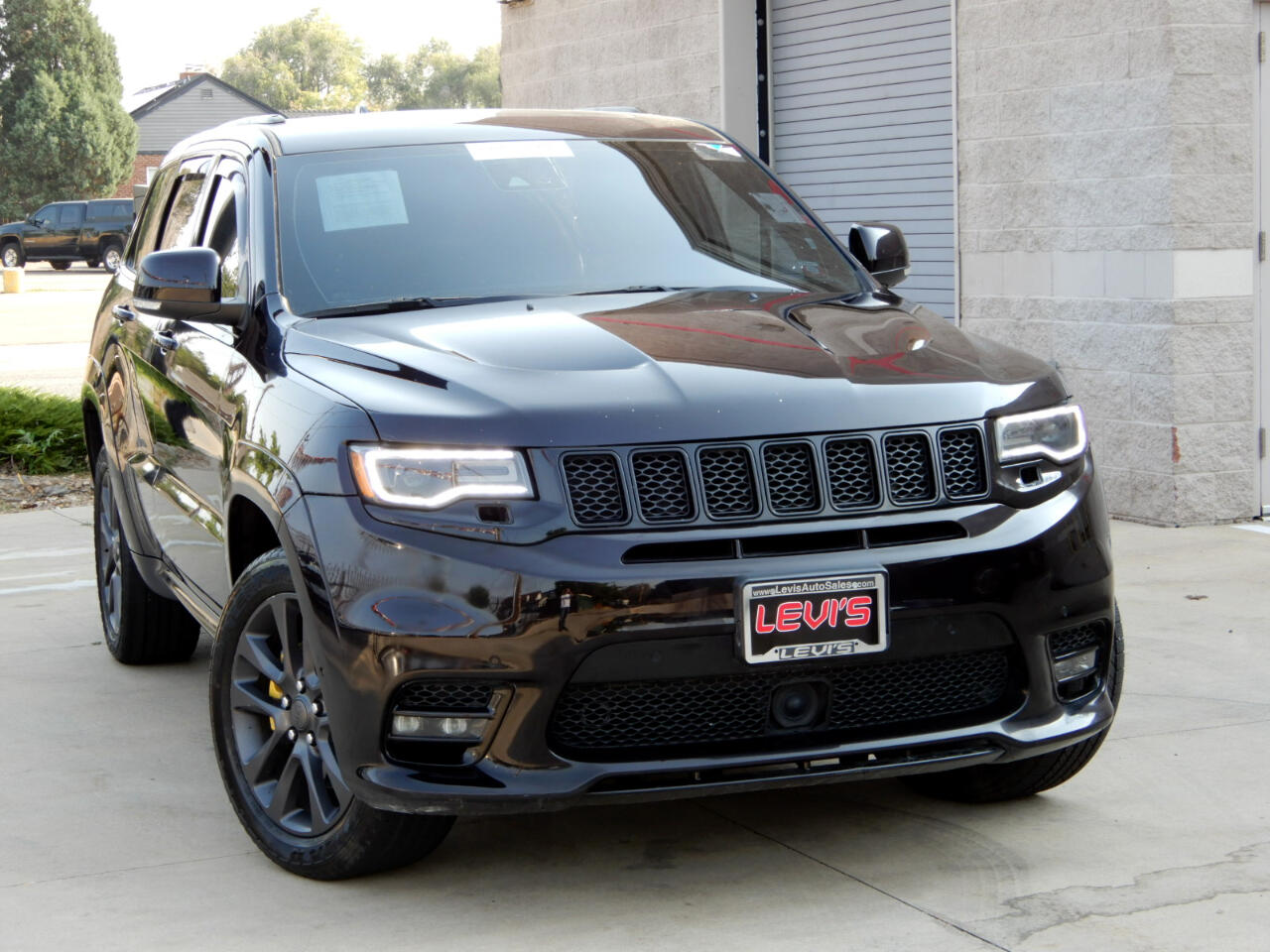 Jeep Grand Cherokee High Altitude 4x4 *Ltd Avail* 2018